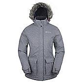 Mountain Warehouse Braddock Womens Ski Jacket - Grey