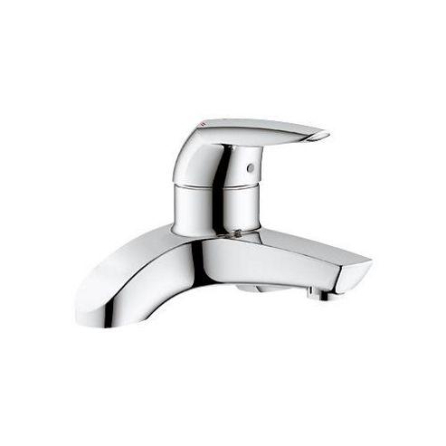 Grohe Eurodisc Bath Filler Tap, Deck Mounted, Chrome