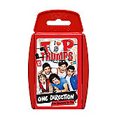 One Direction - Top Trumps card game - 1D: The Journey So Far