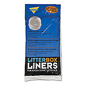 Petmate Booda Dome cat Box Liners - 12 Pack