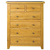 Alterton Furniture Vermont 2 over 4 Drawer Chest
