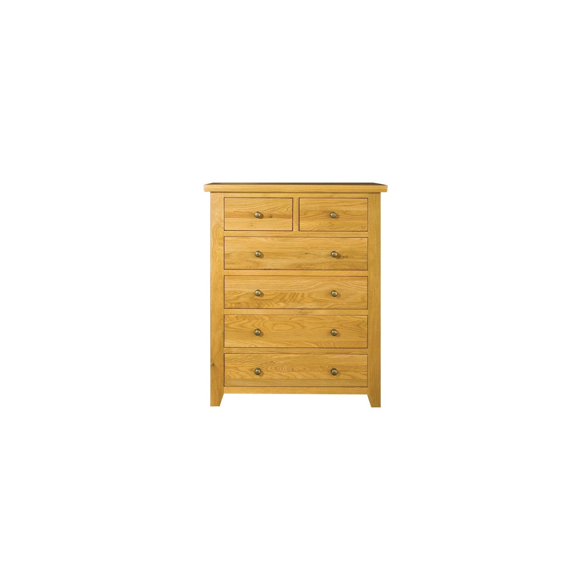 Alterton Furniture Vermont 2 over 4 Drawer Chest at Tescos Direct
