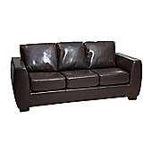 Sofa Collection Loreto Sofa - 3 Seat Sofabed - Brown