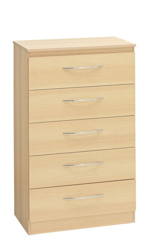 Ideal Furniture Alaska 5 Drawer Chest