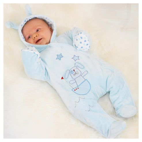 Lollipop Lane Fish and Chips Suit 0-3 mths.