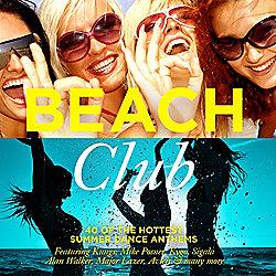 Various Artists Beach Club 2CD
