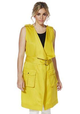 F f yellow dress neon