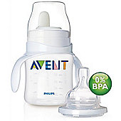 Philips AVENT Bottle to First Trainer Cup 125ml SCF625/01