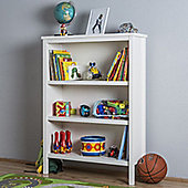 Sugar & Spice Bookcase - White