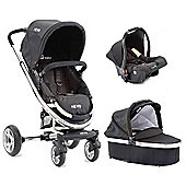 Baby Elegance Neyo Travel System (Gloss/Black)