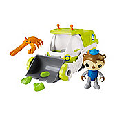Octonauts - GUP-Y and Shellington Playset
