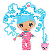 Lalaloopsy Littles Silly Hair Doll - Bundles Snuggle Stuff