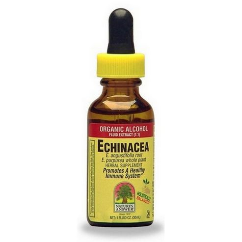 Natures Answer Echinacea Root LA 30ml Liquid