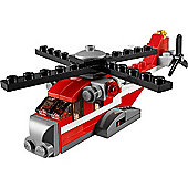 Lego Creator Red Thunder 31013