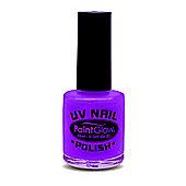 Paintglow UV Nail Polish Violet