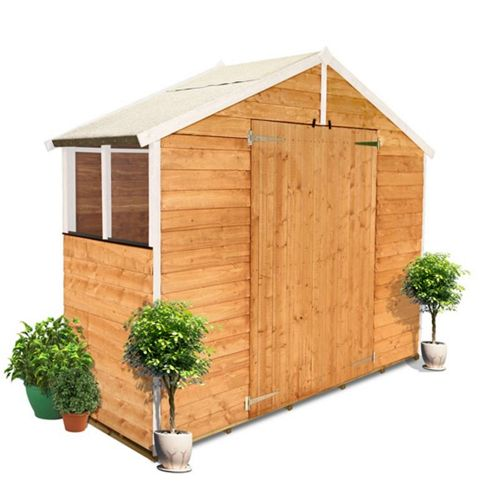 BillyOh 400 3 x 8 Overlap Apex Shed