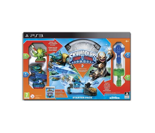 Buy Skylanders Trap Team Starter Pack (PS3) from our All ...