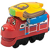 Chuggington - Jet Pack Wilson - Die Cast Metal Engine - Learning Curve