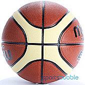 Molten BGE Indoor/Outdoor Basketball Orange & Beige FIBA Approved Size 6