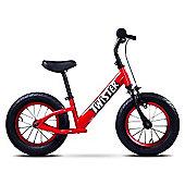 Caretero Twister Metal Balance Bike (Red)