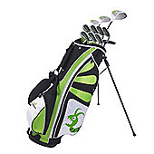 Woodworm Golf Zoom Clubs Complete Lefty Set W/Bag