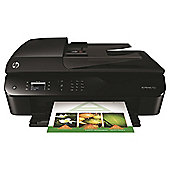 HP 4630, Wireless All-in-One Inkjet Colour Printer, A4 - Black