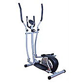 Confidence Fitness Space Saver Elliptical Cross Trainer