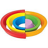 Hape Rainbow Curves