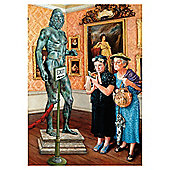 Gibsons Awkward Moments 2 x 500-Piece Jigsaw Puzzles