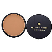 Lentheric Feather Finish Compact Powder Refill 20g - Sundown Gold 32