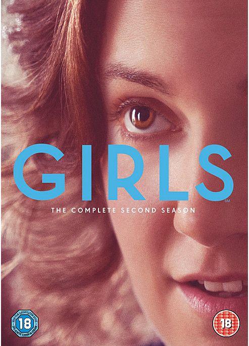 Girls: Season 2 (DVD Boxset)