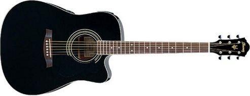 Ibanez V72ECE-BK (Black)
