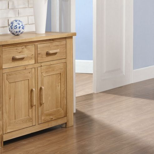 Kelburn Furniture Wiltshire Oak Mini Sideboard