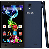ARCHOS 55 Platinum - 3G/Dual Sim/8GB/UK/Dark Blue