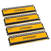 Crucial Ballistix Tactical 32GB Memory Kit (4x8GB) PC3-12800 1600MHz DDR3 Unbuffered