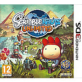 Scribblenauts Unlimited 3D (3DS)