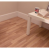 Westco 8mm 3 Strip Actat Oak Laminate Flooring