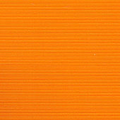 Canson Craft Corrugated Roll Orange