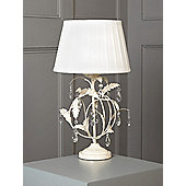 Linea Matilda Table Lamp In Cream