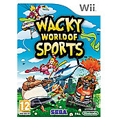 Wacky World of Sports - NintendoWii