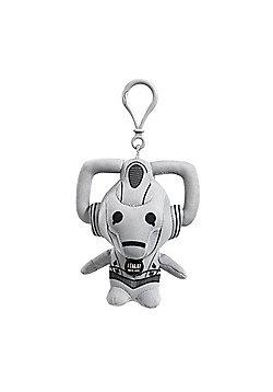 Dr Who - Mini Talking Cyberman Plush Clip On 0058J - Underground Toys