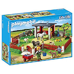 Playmobil 5531 City Life Outdoor Care Station