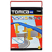 Tomica 85211 Hypercity Road & Rail Expansion Accessory Starter Set - Construction