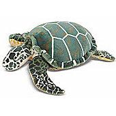 Melissa and Doug Plush Sea Turtle Giant Stuffed Animal