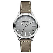 Bench Unisex Stainless Steel Fashion Watch - BC0424SLBR