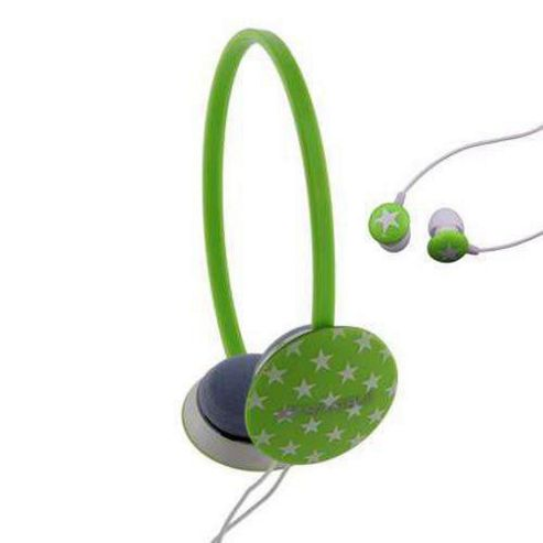 SANSUI Stereo Headphones And Earphones
