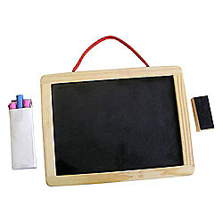Peterkin Wooden Chalkboard Set