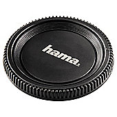 Hama Body Cap for Nikon cameras - Black