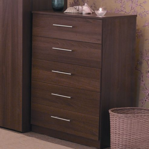 Alto Furniture Mode Walnut Chest