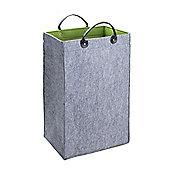 Wenko Felt Laundry Bag